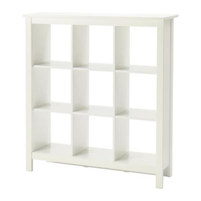 بوفه 3x3 سفید ایکیا TOMNAS