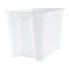 باکس 65 لیتری پلاستیکی ایکیا SAMLA