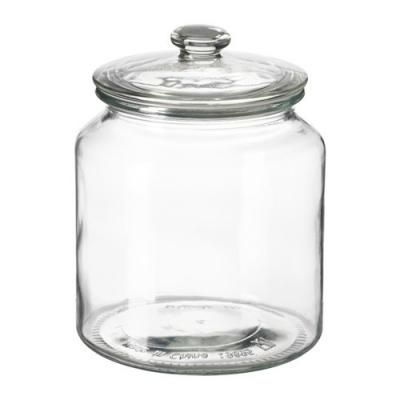 بانکه شیشه ای Vardagen