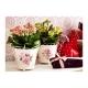 گلدان طرح گل سرخ ایکیا ROSEPEPPAR
