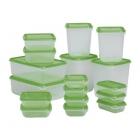 ست ظروف نگهداری مواد غذایی ایکیا PRUTA