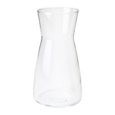 گلدان شیشه ای ایکیا KARAFF