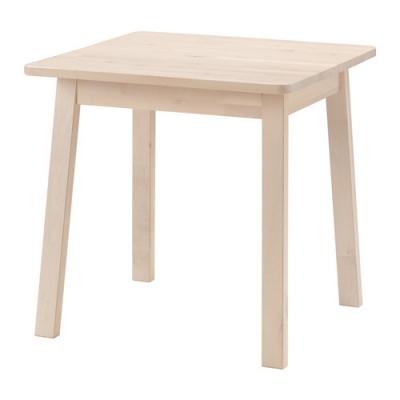 میز مربع خودرنگ ایکیا NORAKER