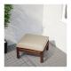 میز/چهارپایه مربع چوبی ایکیا APPLARO