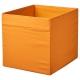 باکس پارچه ای نارنجی DRONA