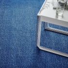 قالیچه آبی ایکیا LANGSTED