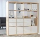 کتابخانه خودرنگ ایکیا 4x4  KALLAX