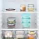 ظرف غذای فیروزه ای ایکیا IKEA365