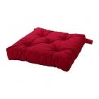 پد صندلی قرمز ایکیا MALINDA
