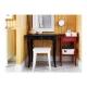 چهارپایه سفید ایکیا ingolf