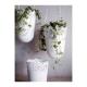 گلدان سفید Skurar